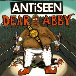 Antiseen-Dear Abby - Skateboards Amsterdam