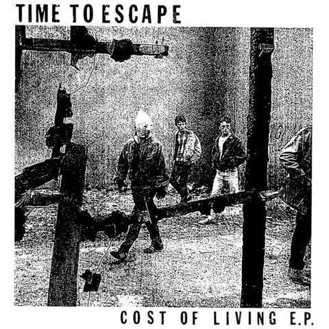 Time To Escape-Cost Of Living - Skateboards Amsterdam