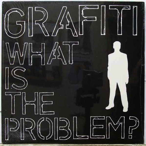 Grafiti-What Is The Problem - Skateboards Amsterdam