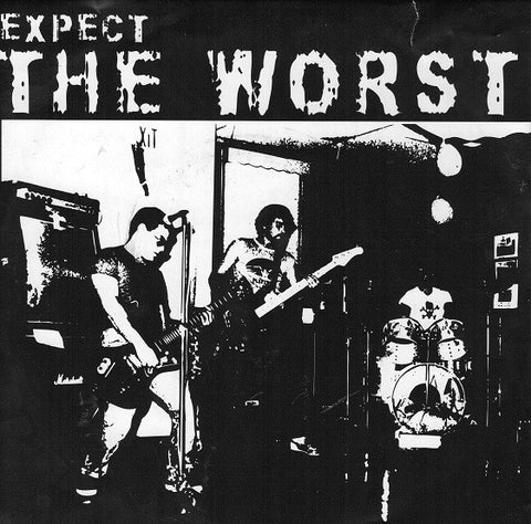 The Worst-S/T - Skateboards Amsterdam