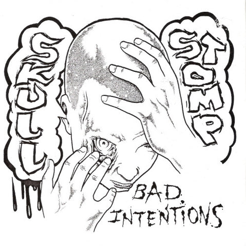 Skull Stomp-Bad Intentions - Skateboards Amsterdam