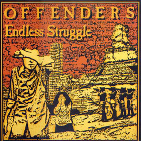 Offenders-Endless Struggle - Skateboards Amsterdam