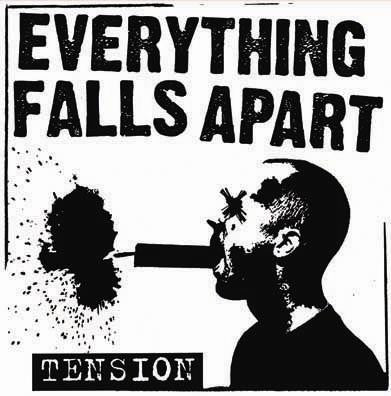 Everything Falls Apart-Tension - Skateboards Amsterdam