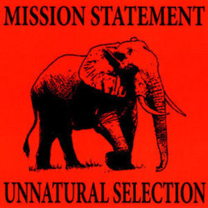 Mission Statement-Unnatural Selection - Skateboards Amsterdam