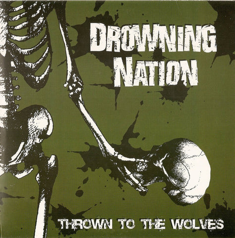 Drowning Nation-Thrown The ... - Skateboards Amsterdam