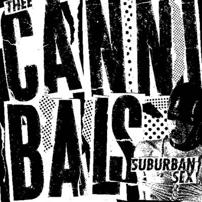 Cannibals-Suburban Sex - Skateboards Amsterdam