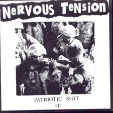 Nervous Tension-Patriotic Shit - Skateboards Amsterdam