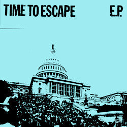 Time To Escape-EP - Skateboards Amsterdam