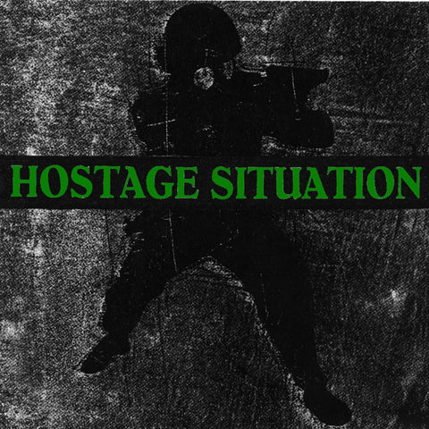 Hostage Situation-S/t - Skateboards Amsterdam