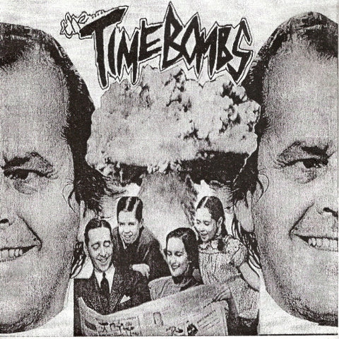 Timebombs-S/T - Skateboards Amsterdam