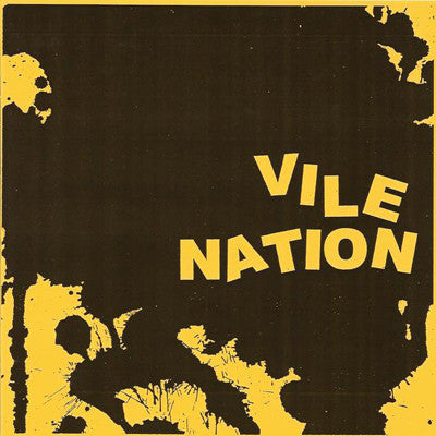 Vile Nation-No Exit - Skateboards Amsterdam