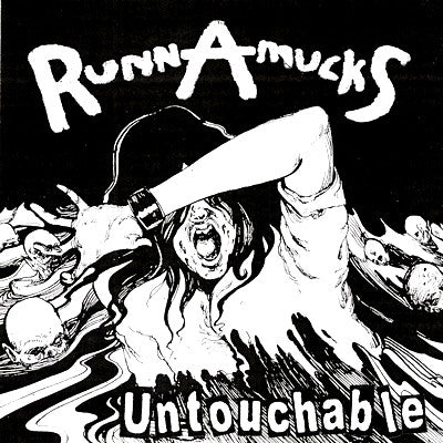 Runnamucks-Untouchable - Skateboards Amsterdam