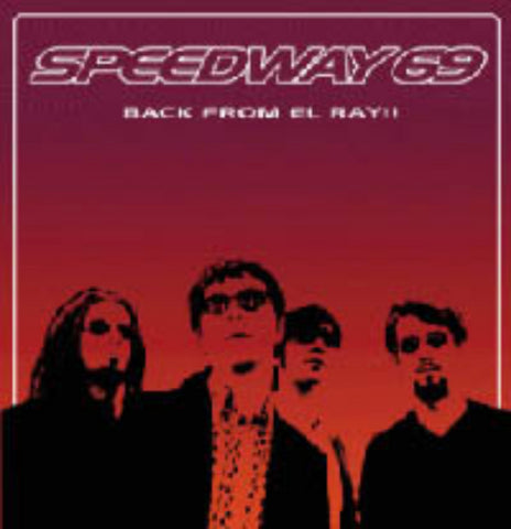 Speedway 69-Back From El Ray! 10 Inch - Skateboards Amsterdam