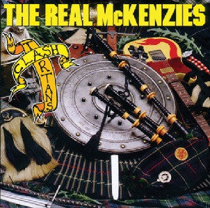 Real Mckenzies-Clash Of The Tartans - Skateboards Amsterdam