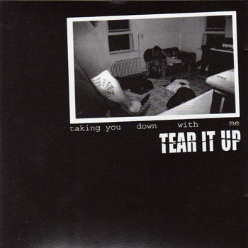 Tear It Up-Taking You Down With Me - Skateboards Amsterdam