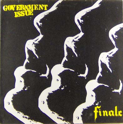 Government Issue-Finale 2LP 2nd Hand - Skateboards Amsterdam