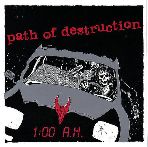 Path Of Destruction-1:am - Skateboards Amsterdam