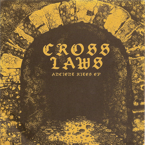 Cross Laws-Ancient Rites - Skateboards Amsterdam