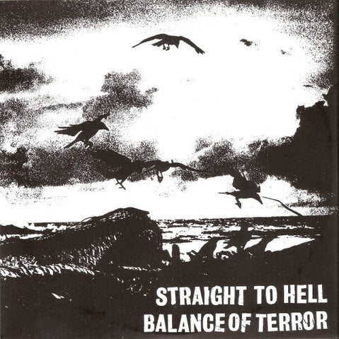 Straight To Hell-Balance Of Terror - Skateboards Amsterdam