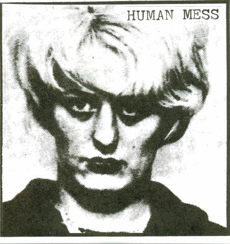 Human Mess-S/T - Skateboards Amsterdam