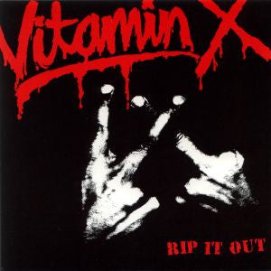 Vitamin X Rip It Out - Skateboards Amsterdam