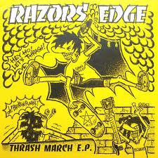 Razors Edge-Thrash March - Skateboards Amsterdam