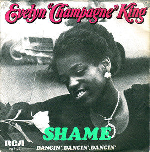 Evelyn King Champagne-Shame - Skateboards Amsterdam