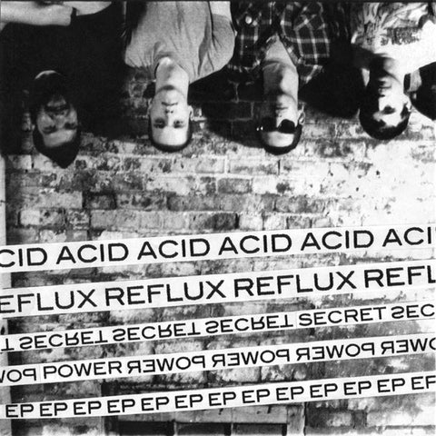 Acid Reflux-Secret Power - Skateboards Amsterdam