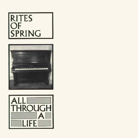 Rites Of Spring-All Through A Life - Skateboards Amsterdam