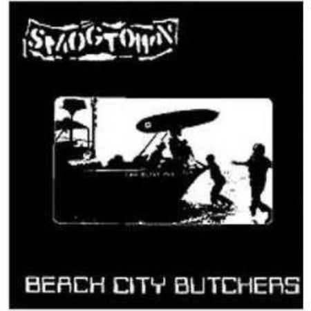 Smogtown-Beach City 10 Inch - Skateboards Amsterdam