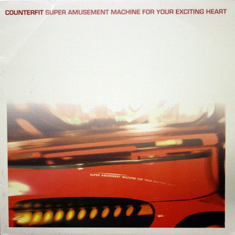 Counterfit-Super Amusement Machine For You - Skateboards Amsterdam