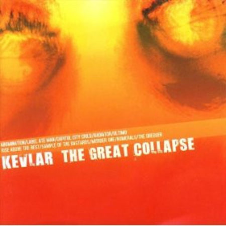 Kevlar-The Great Collapse - Skateboards Amsterdam