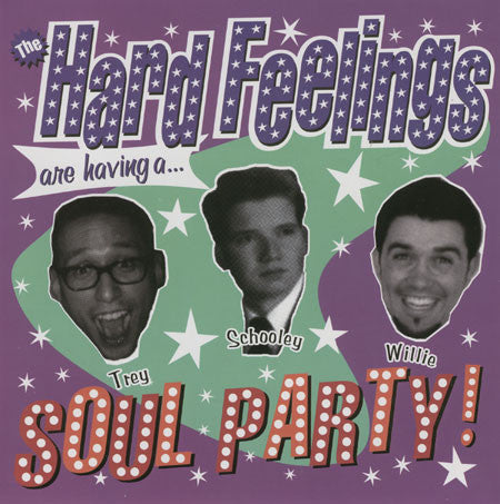 Hard Feelings-Soul Party - Skateboards Amsterdam