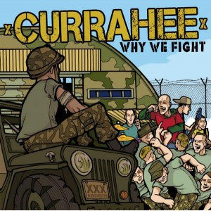 Currahee-Why We Fight - Skateboards Amsterdam