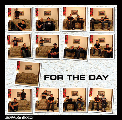 For The Day-Sofa So Good - Skateboards Amsterdam