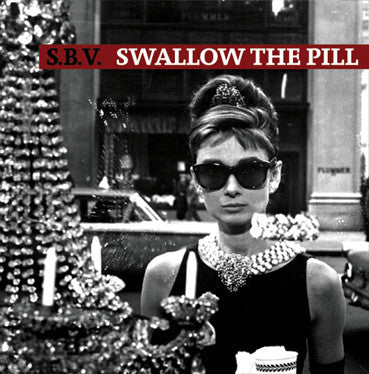 Sbv-Swallow The Pill - Skateboards Amsterdam