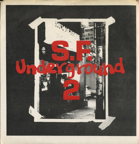 SF Underground-Vol 2 2nd Hand - Skateboards Amsterdam