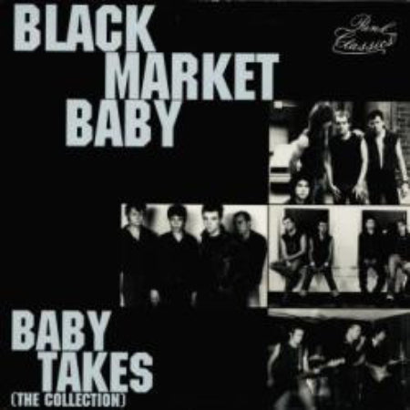 Black Market Baby-Baby Takes 2nd Hand - Skateboards Amsterdam