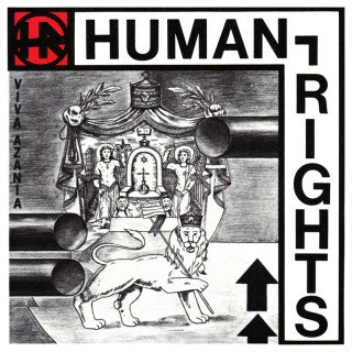 HR-Human Rights - Skateboards Amsterdam