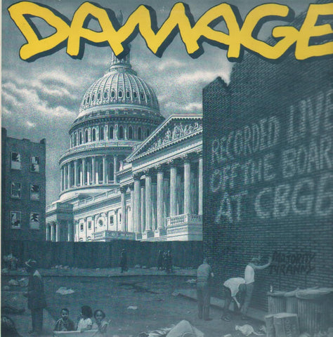 Damage-Recorded Live Off The Board 2nd Hand - Skateboards Amsterdam