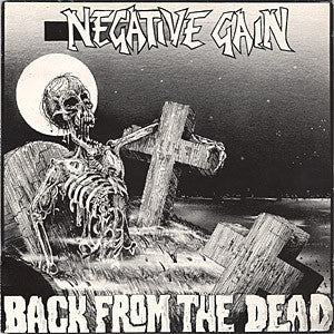 Negative Gain-Back From The Dead 2nd Hand - Skateboards Amsterdam