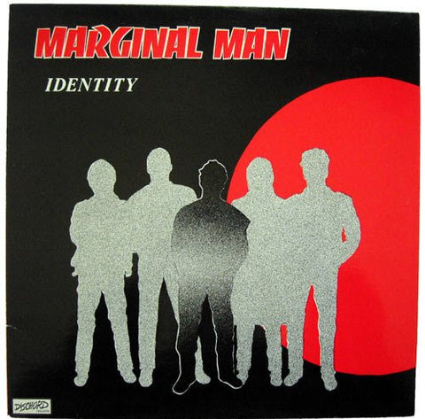 Marginal Man-Identity 2nd Hand - Skateboards Amsterdam