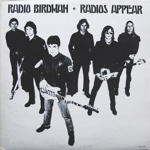 Radio Birdman-Radios Appear 2nd Hand - Skateboards Amsterdam