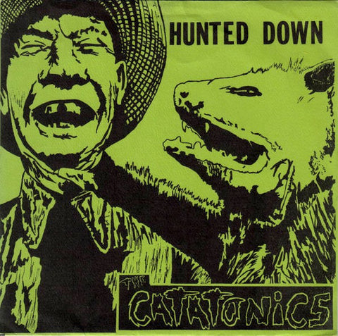 Catatonics-Hunted Down 2nd hand - Skateboards Amsterdam