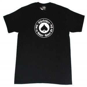 THRASHER OATH T-SHIRT BLACK - Skateboards Amsterdam