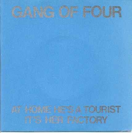 Gang Of Four-At Home Hes A Tourist 2nd Hand - Skateboards Amsterdam
