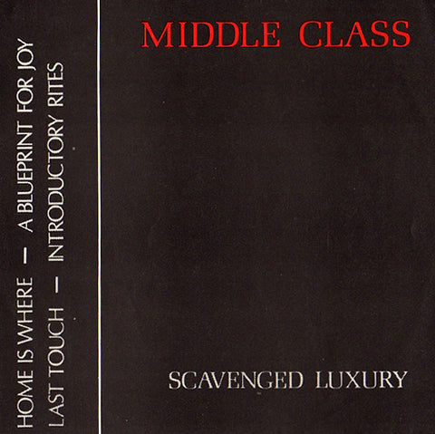 Middle Class-Scavenged Luxury - Skateboards Amsterdam