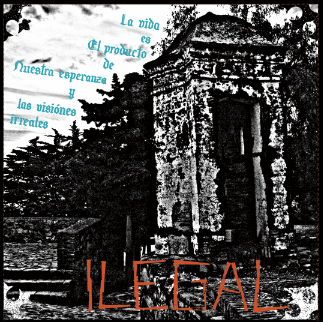 Ilegal-La Vida - Skateboards Amsterdam