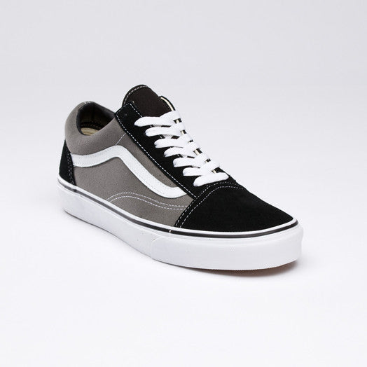 VANS OLD SKOOL BLACK PEWTER – Skateboards Amsterdam 73146d548