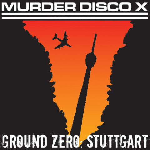 Murder Disco X-Ground Zero Stuttgart - Skateboards Amsterdam